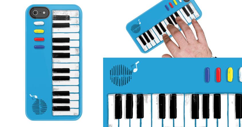 Keyboard by temyongsky on Threadless
