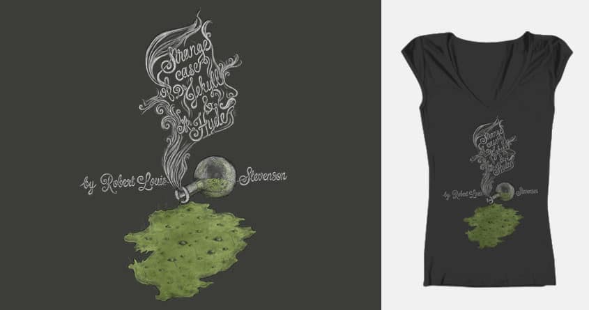 What a Strange Case by Crowberry fields on Threadless