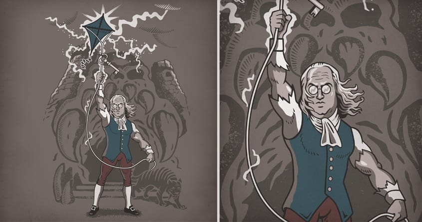 He has the Power by Graja on Threadless
