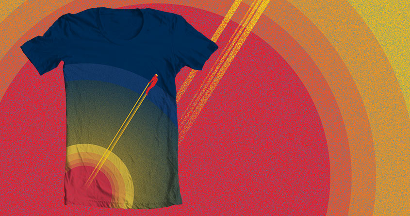 Rocket by What_eVer_Luk on Threadless