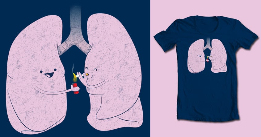 Friendly Fire by BeanePod and ourgraphicfaith on Threadless