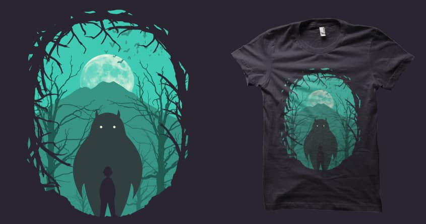 Scary Monsters and Nice Sprites by filiskun on Threadless