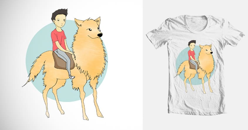 super pet by stvmink on Threadless