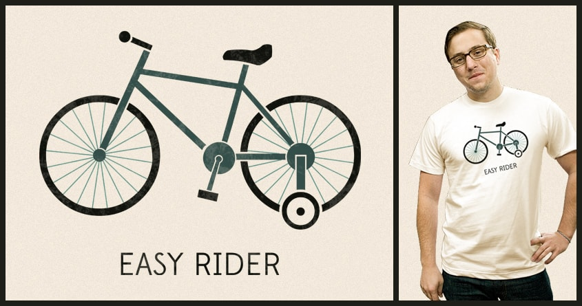 Easy Rider by TeoZ on Threadless
