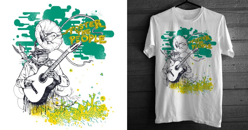 FOSTER by alfboc on Threadless