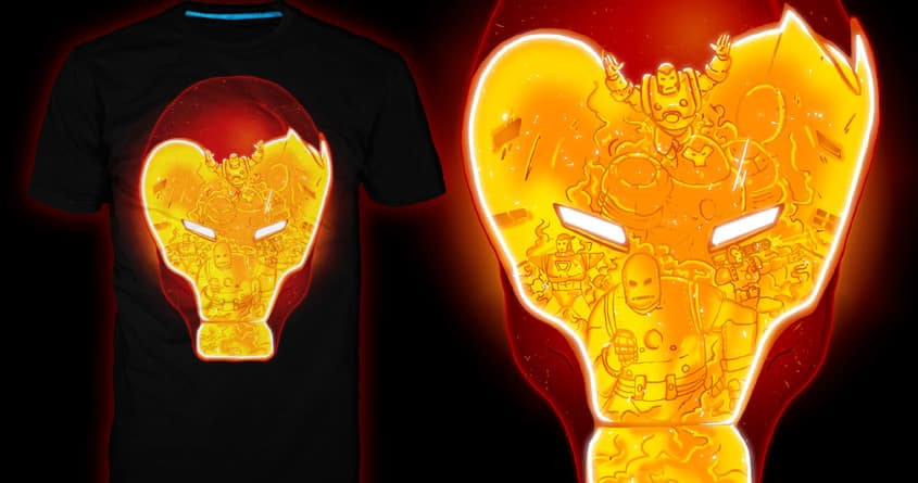 The Decades of the Indestructible by electric_method on Threadless