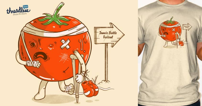 battered by netralica on Threadless