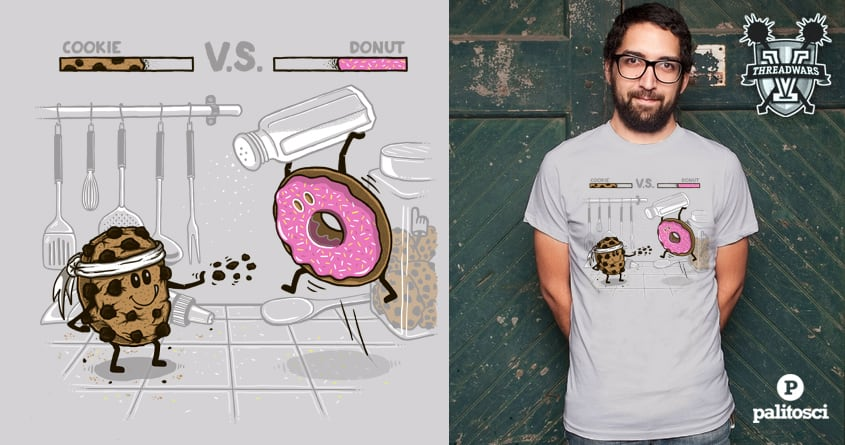 Duelicious by palitosci on Threadless