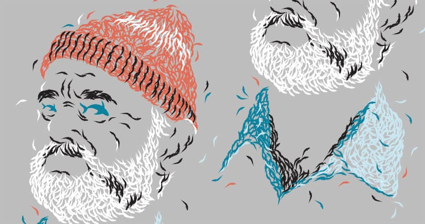 Zissou of Fish by moysche on Threadless