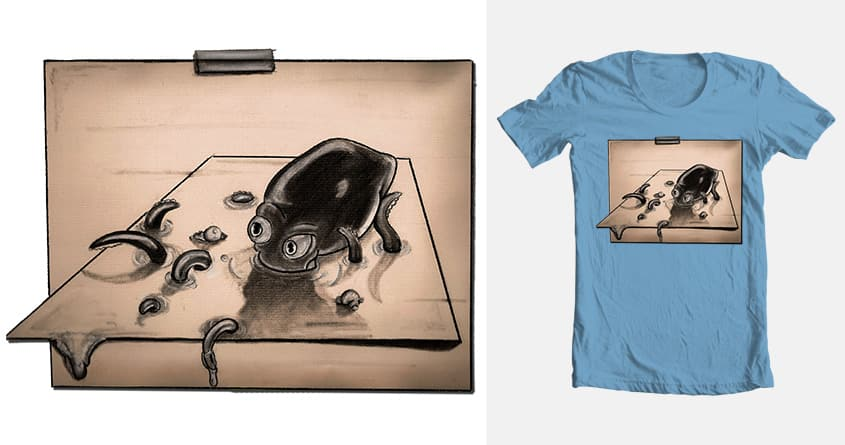 Inked by gfrowbot on Threadless