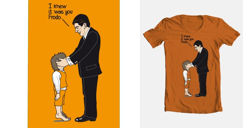 GREAT MOVIE MOMENTS by jonmcgrinder on Threadless