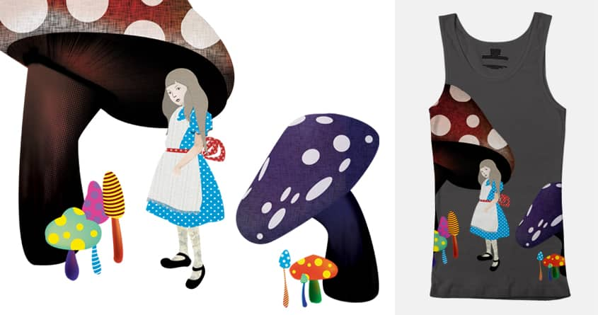 Alice by imusms on Threadless