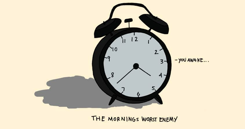 The Mornings Worst Enemy... by andytwined on Threadless