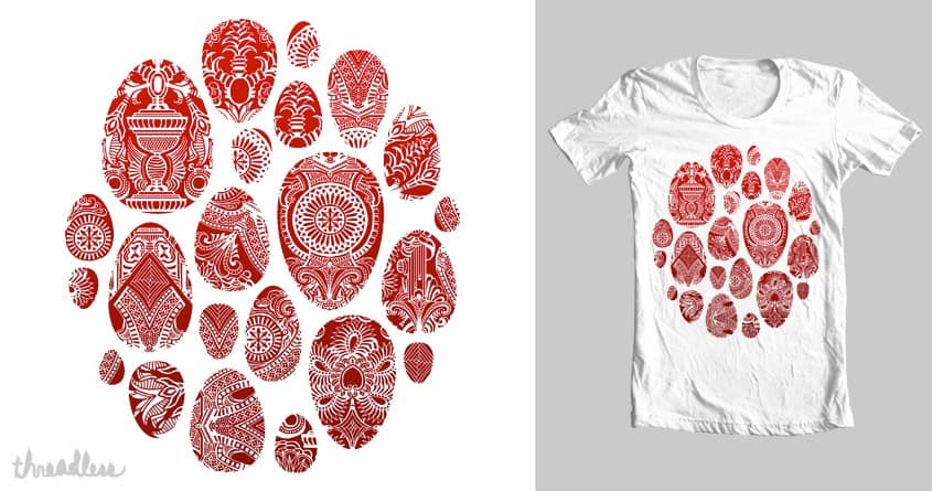 Count your chickens before they hatch by hellofromthemoon on Threadless