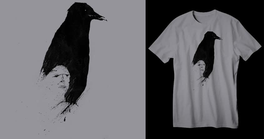 Approaching Living Dead by dampa on Threadless