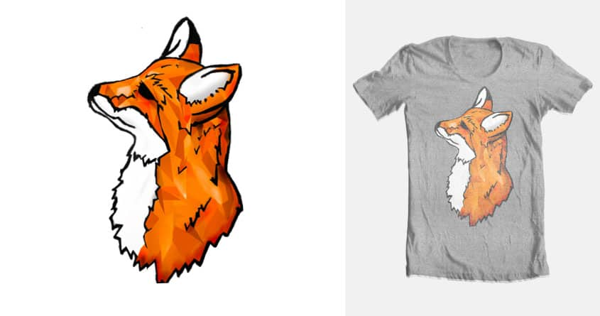 Fox-T by JFitzpatrick on Threadless