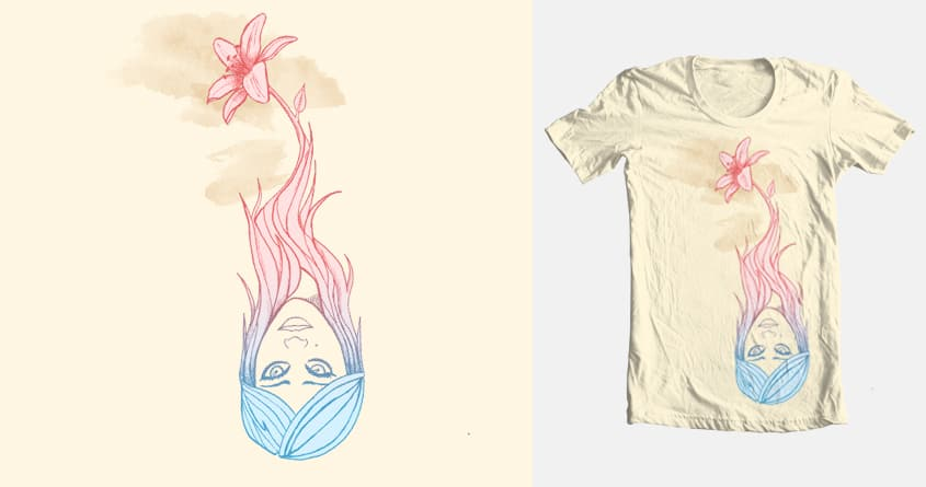 Let It Grow by thatjustinjones on Threadless