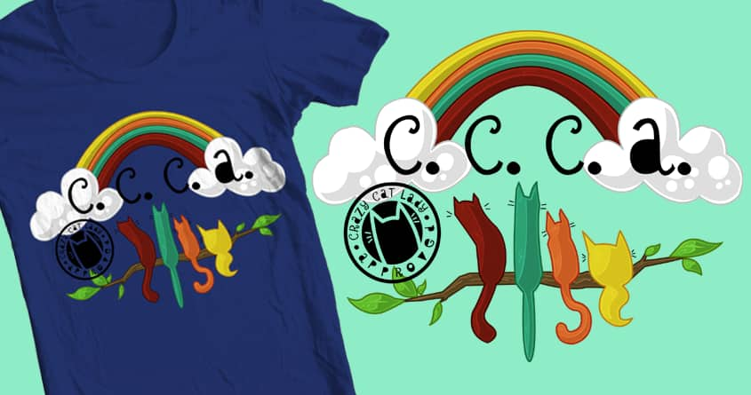Cute Cats Cats Adorable by Malyia07 on Threadless