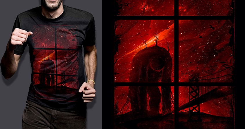 The Otherside by nicebleed on Threadless