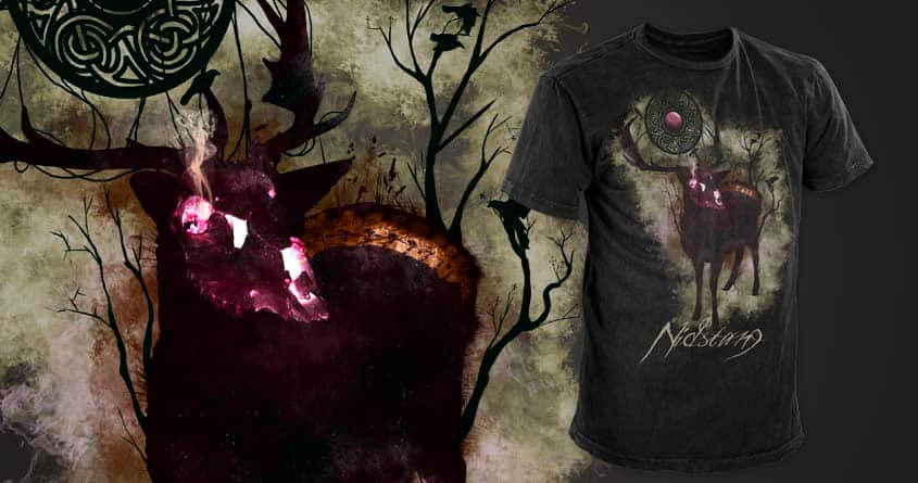 Nidstang by Xinforinfura on Threadless