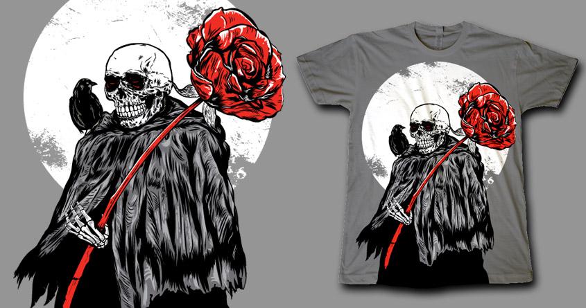 the Dead Flower by mainial on Threadless