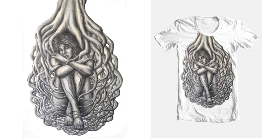 rebirth by jakohowell on Threadless