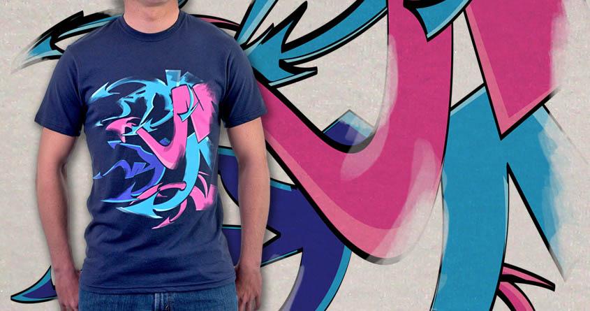 Graffiti Arrows by gac714 on Threadless