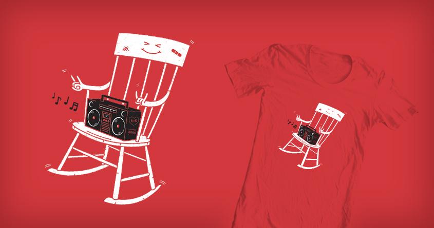 Rocking Chair by Tim Phelan on Threadless