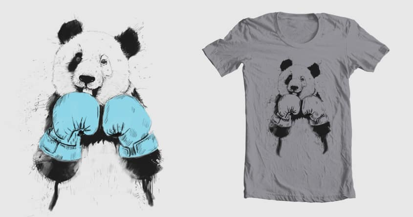 the winner by soltib on Threadless