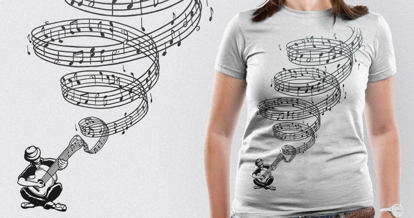 musical whirlwind by boostr29 on Threadless