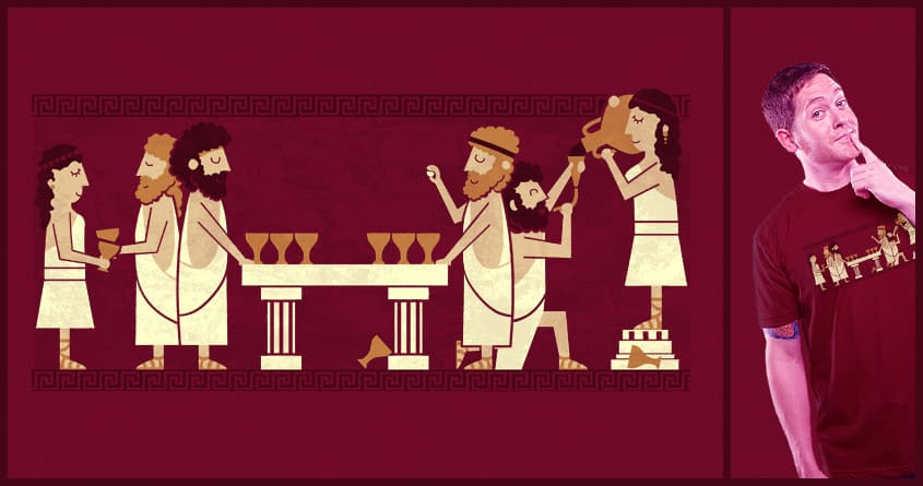 Toga Party by TeoZ on Threadless