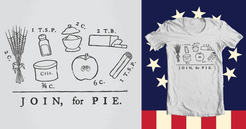 Revolutionary Recipe by nasmo on Threadless