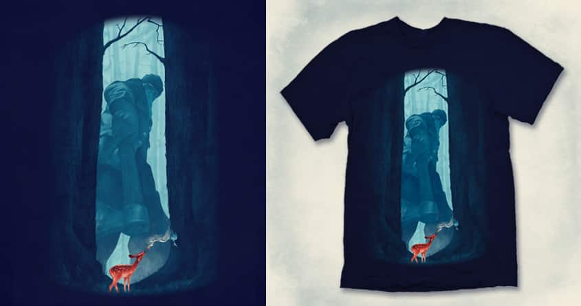 In the wood of the giant by GRANDR on Threadless