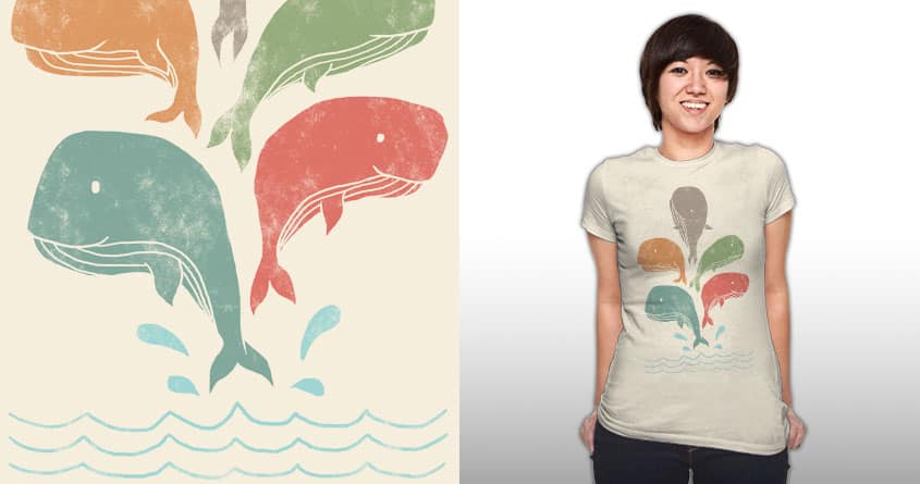 Big Splash by free_agent08 on Threadless