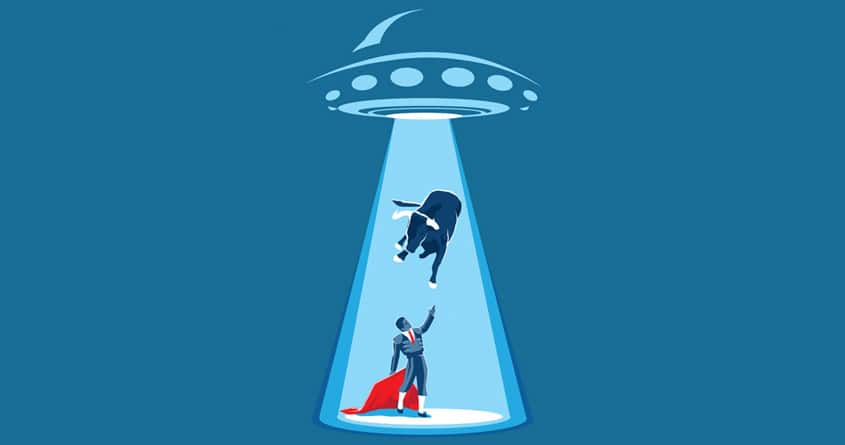 Wrong Abduction by robikucluk on Threadless