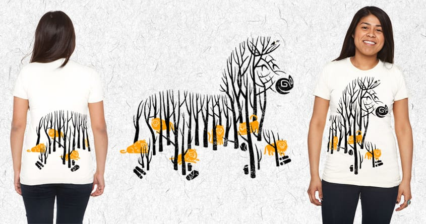 Nothing to Eat by olie! on Threadless