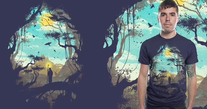 The Guardian Of The Sun by robsonborges on Threadless