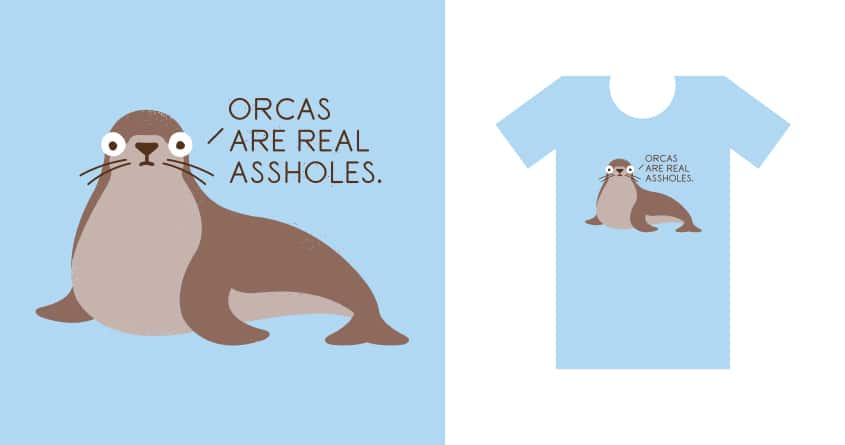 Seal of Reproval by DRO72 on Threadless