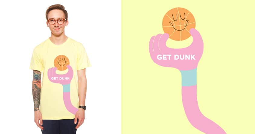 Get Dunk by maximefrancout on Threadless