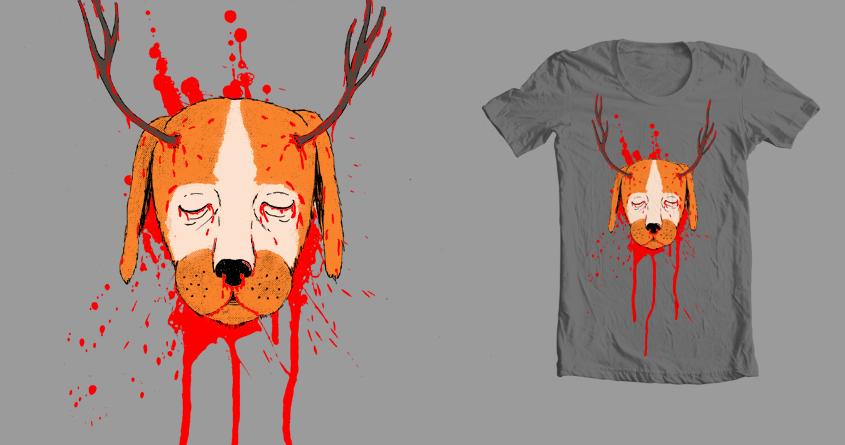 i am deer by ORNUMMARK on Threadless