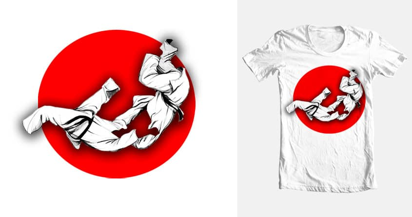 Fight by sampoli29 on Threadless