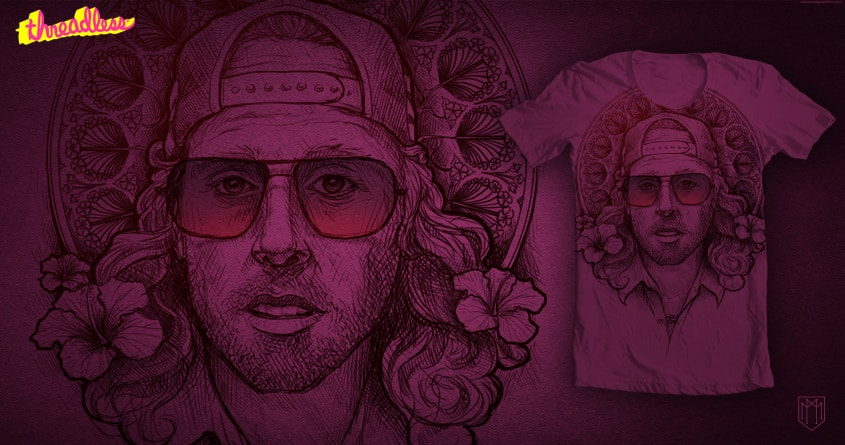 Rose-Colored Glasses by Mike Marshall on Threadless
