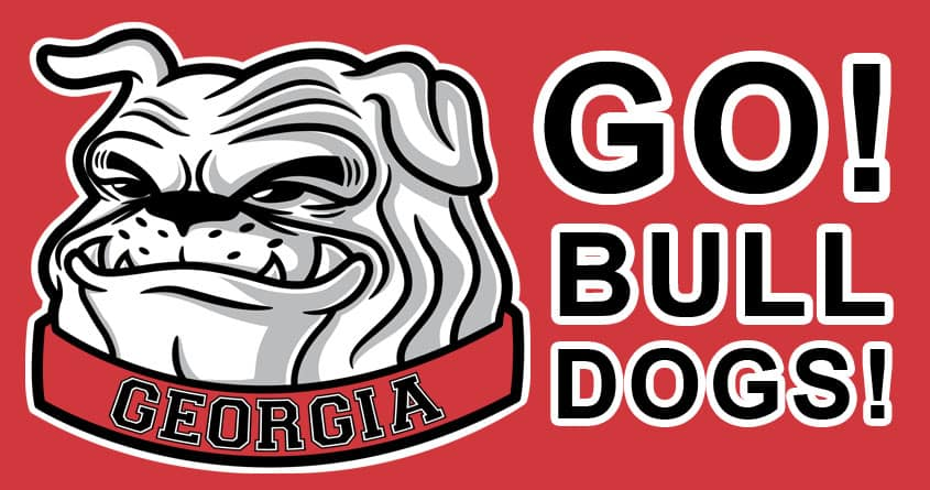Go! Bulldogs!  by krisren28 on Threadless
