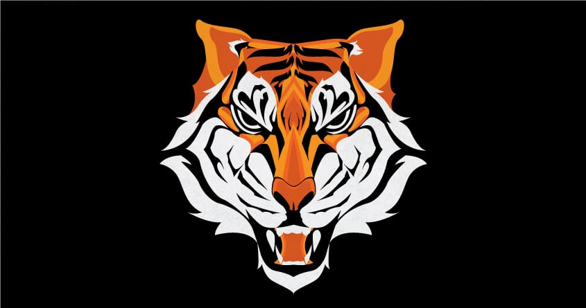 TIGER by Tanatphong on Threadless