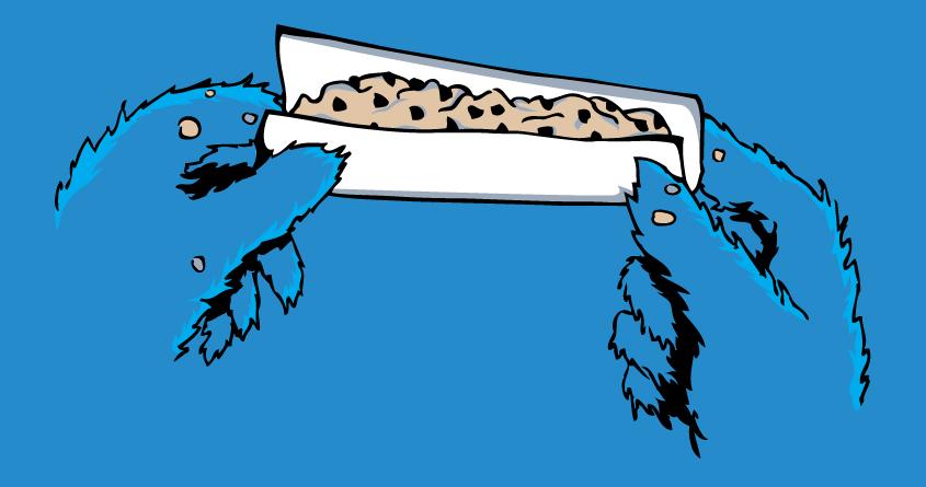 Cookie Dope by Bakpak Mak on Threadless