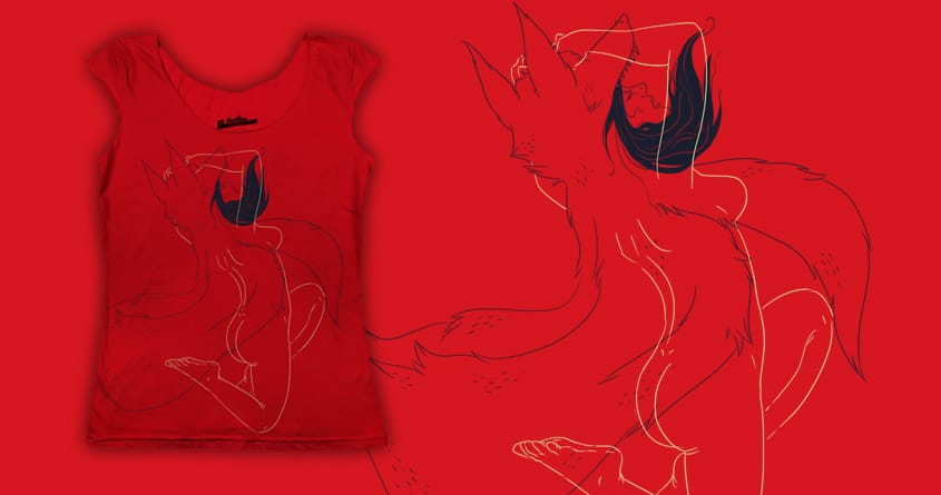 Sheep In Wolf's Clothing by TheInfamousBaka on Threadless