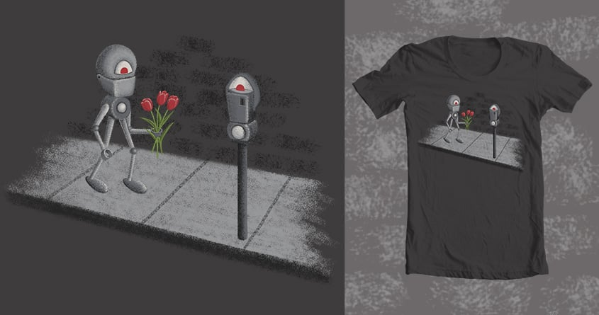 Looking For Love by ORabbit Designs on Threadless