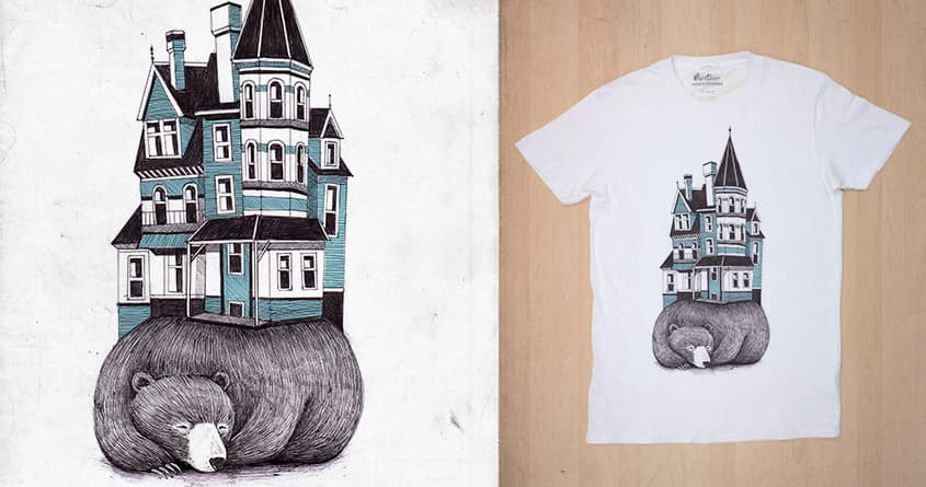 Home Sweet Home by INDZ on Threadless