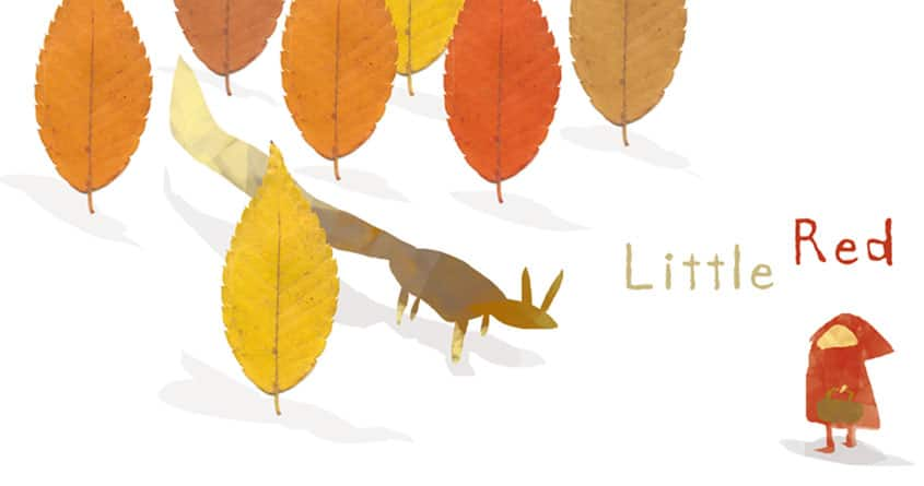 Little Red Riding Hood by 6dilly4dally on Threadless