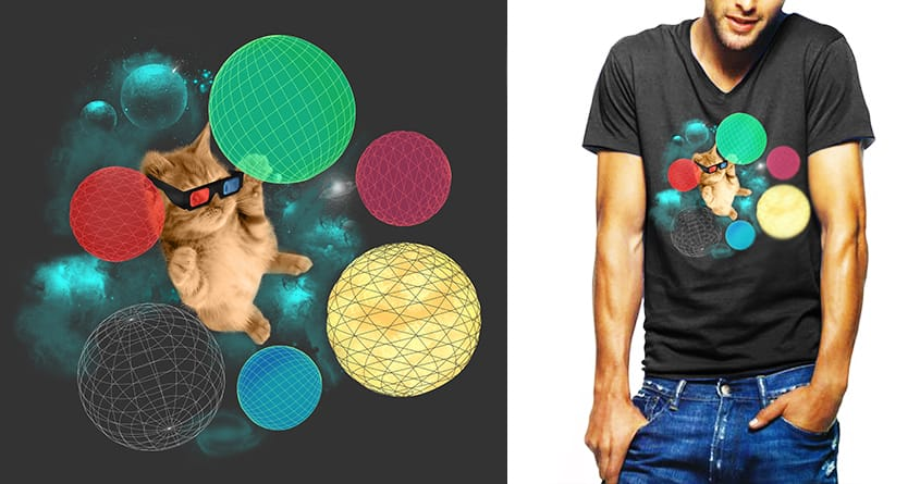 A Playful Day by kimkong1014 on Threadless